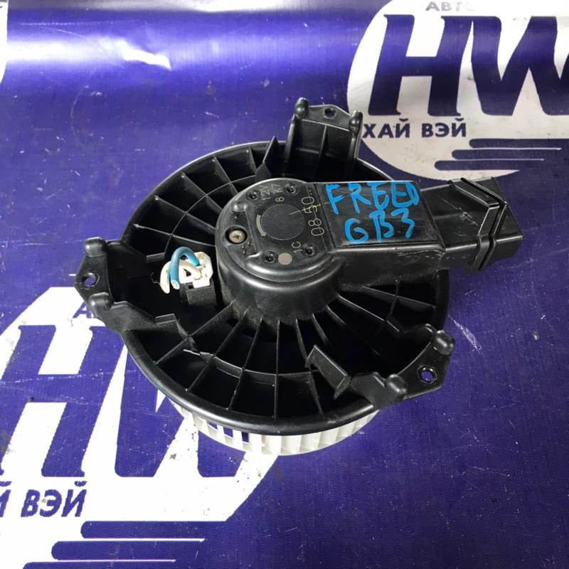 Мотор печки Honda Freed GB3 L15A (б/у)