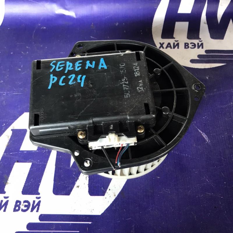 Мотор печки Nissan Serena PC24 SR20DE (б/у)