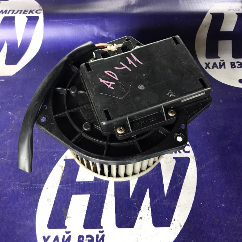 Мотор печки Nissan Ad VFY11 QG13 (б/у)
