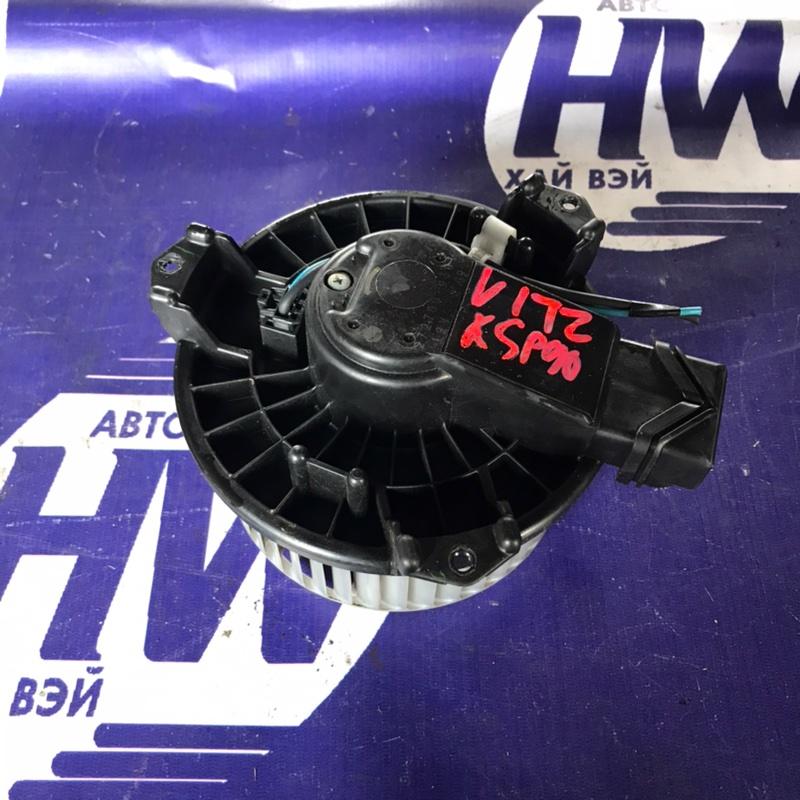Мотор печки Toyota Vitz KSP90 1KR (б/у)