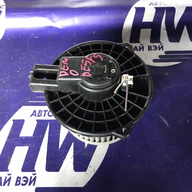 Мотор печки Mazda Demio DE5FS ZY (б/у)