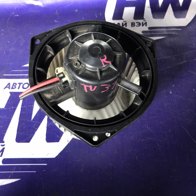 Мотор печки Nissan Presage TU31 QR25DE (б/у)