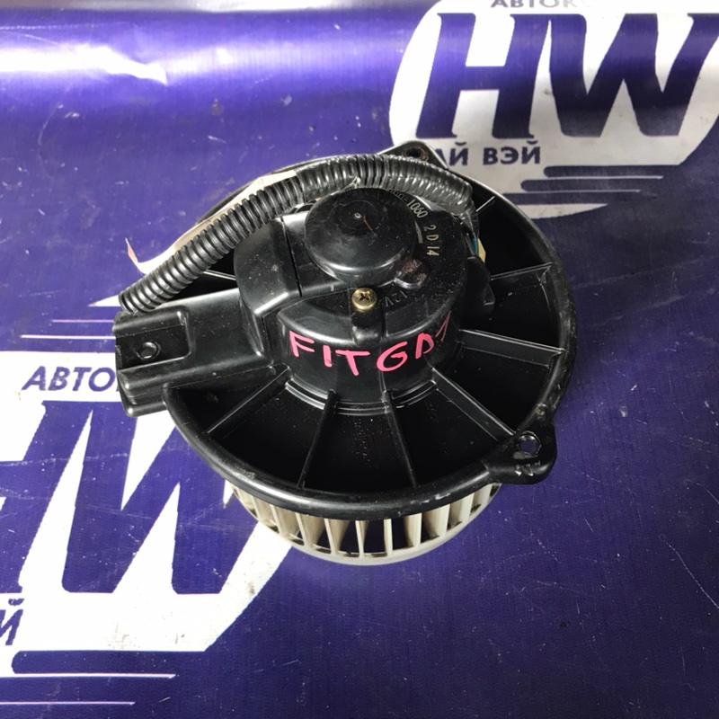 Мотор печки Honda Fit GD1 L13A (б/у)