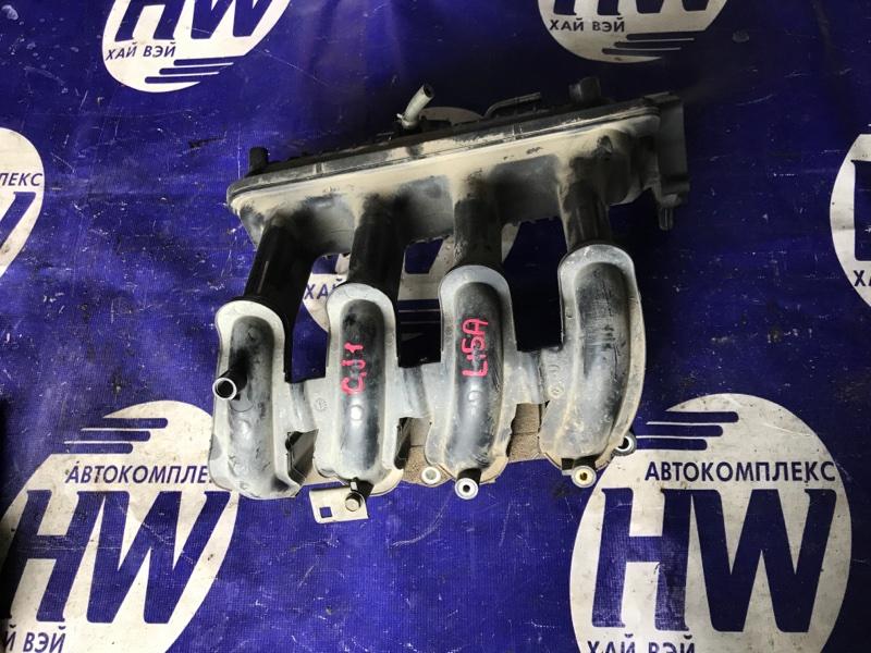 Коллектор впускной Honda Airwave GJ1 L15A (б/у)