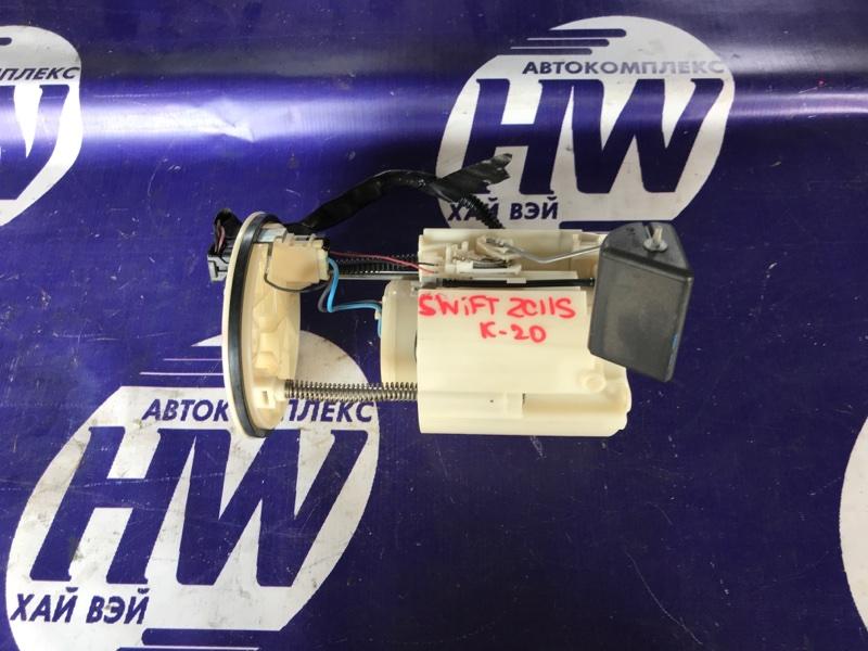 Бензонасос Suzuki Swift ZC11S M13A (б/у)