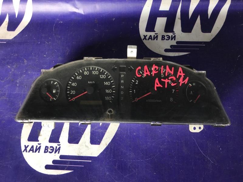 Панель приборов Toyota Carina AT211 7A (б/у)