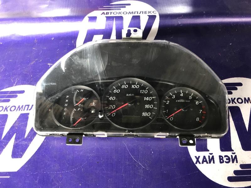 Панель приборов Mazda Premacy CP8W FP (б/у)