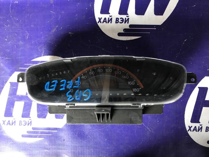 Панель приборов Honda Freed GB3 L15A 2008 (б/у)