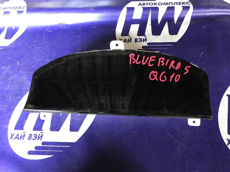 Панель приборов Nissan Bluebird Sylphy QG10 QG18 (б/у)