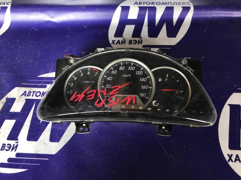 Панель приборов Toyota Wish ZNE14 1ZZ 2006 (б/у)