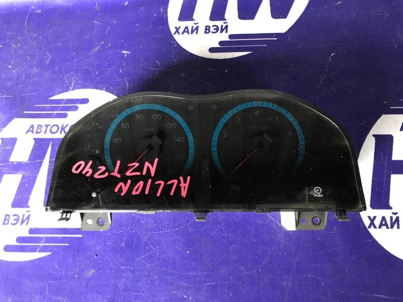 Панель приборов Toyota Allion NZT240 1NZ 2003 (б/у)