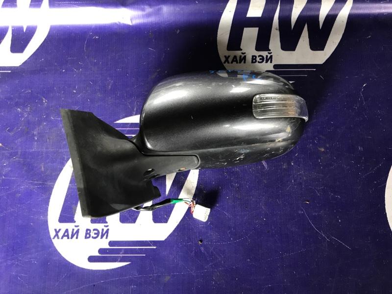 Зеркало Toyota Vitz SCP90 2SZ левое (б/у)