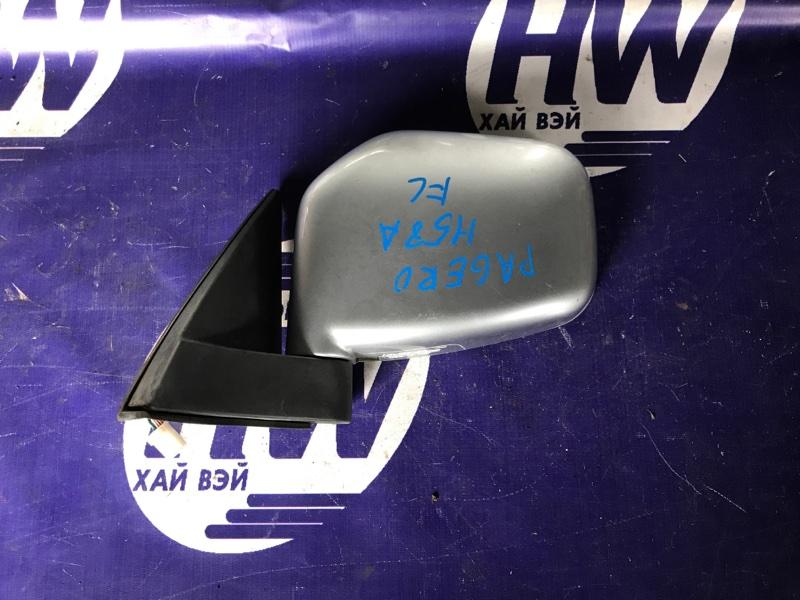 Зеркало Mitsubishi Pajero Mini H58A 4A30 левое (б/у)