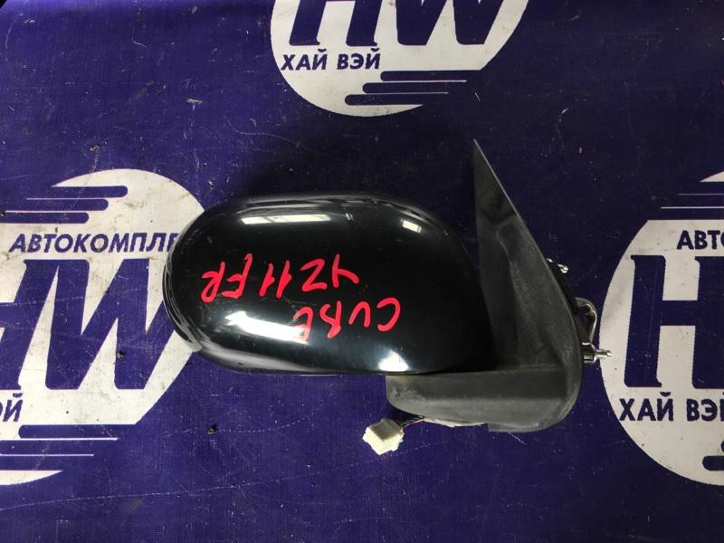 Зеркало Nissan Cube YZ11 HR15 правое (б/у)