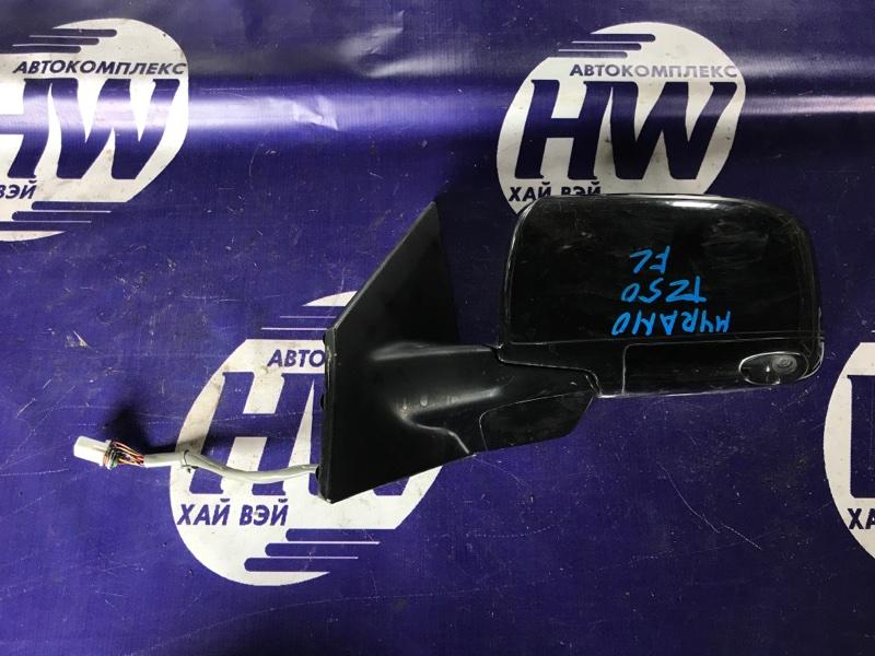 Зеркало Nissan Murano TZ50 QR25 левое (б/у)