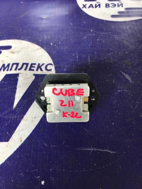 Реостат Nissan Cube YZ11 HR15 (б/у)