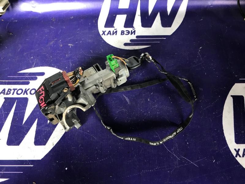 Замок зажигания Honda Fit GD1 L13A (б/у)