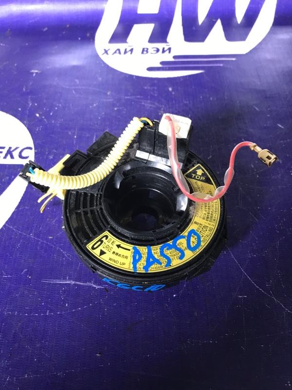 Шлейф Toyota Passo KGC10 1KR (б/у)