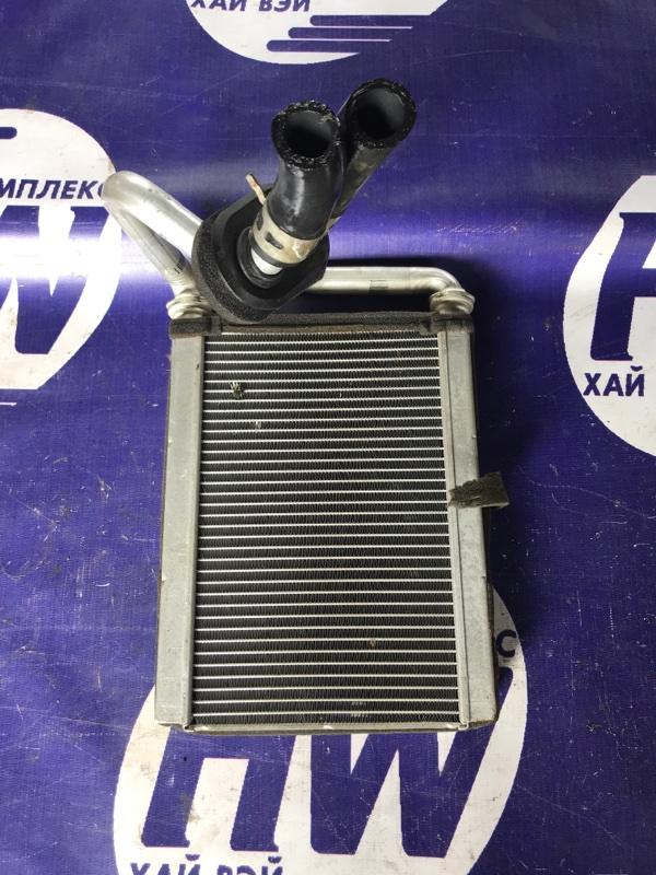 Радиатор печки Toyota Probox NCP51 1NZ (б/у)