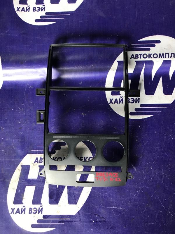 Консоль магнитофона Nissan Presage TU31 QR25DE (б/у)
