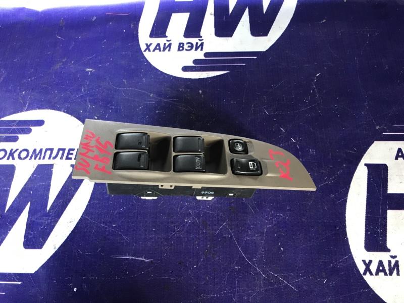 Блок упр. стеклоподъемниками Nissan Sunny FB15 QG15 1999 передний правый (б/у)