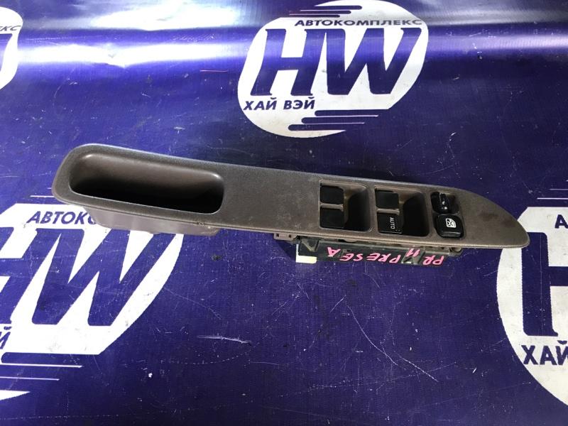Блок упр. стеклоподъемниками Nissan Presea PR11 SR18 передний правый (б/у)