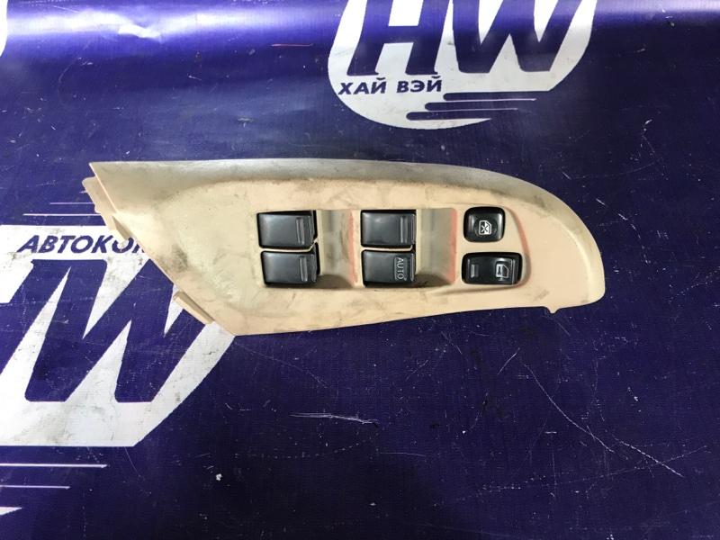 Блок упр. стеклоподъемниками Nissan Bluebird Sylphy QG10 QG18 передний правый (б/у)