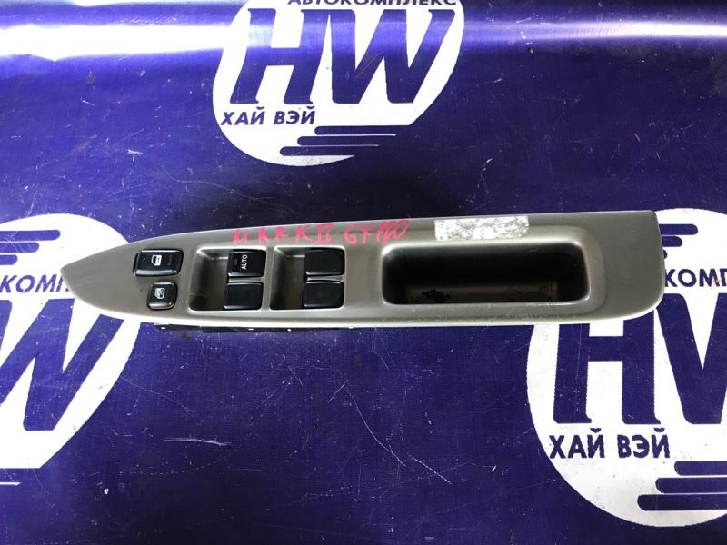 Блок упр. стеклоподъемниками Toyota Mark Ii GX110 1G передний правый (б/у)