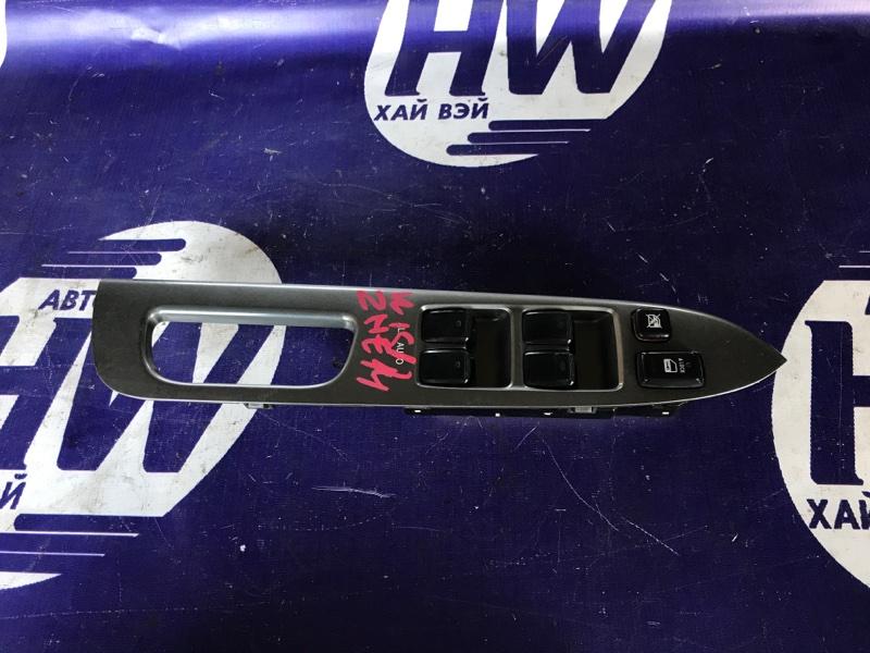 Блок упр. стеклоподъемниками Toyota Wish ZNE14 1ZZ 2006 передний правый (б/у)