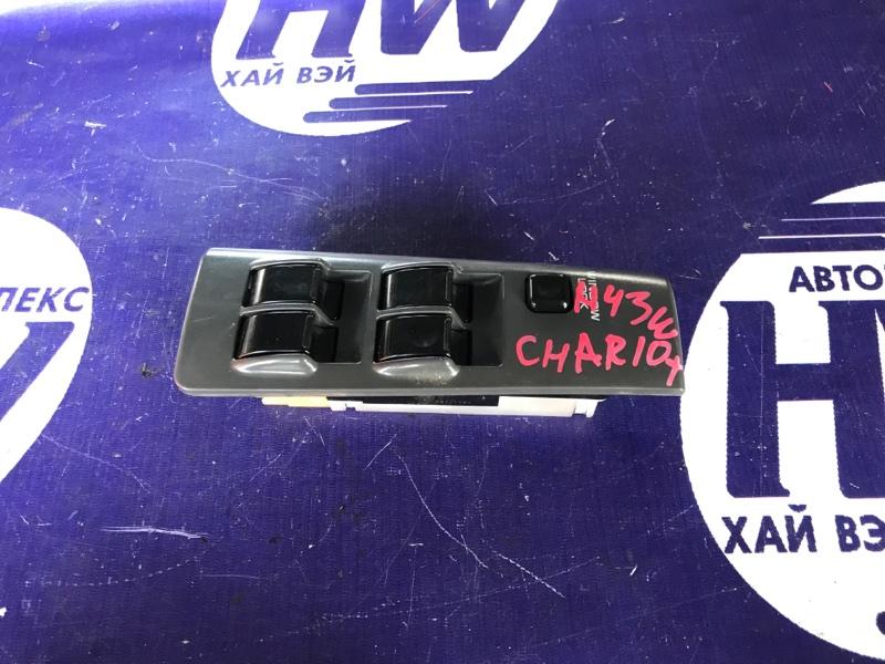 Блок упр. стеклоподъемниками Mitsubishi Chariot N43W 4G63T передний правый (б/у)