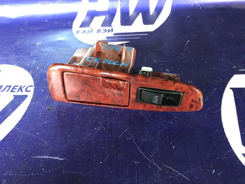 Блок упр. стеклоподъемниками Toyota Crown JZS175 2JZFSE задний левый (б/у)