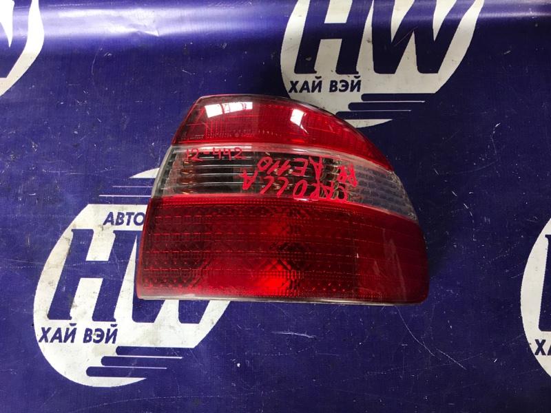 Стоп Toyota Corolla AE110 5A 1999 правый (б/у)