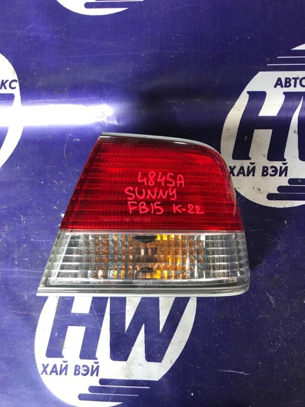 Стоп Nissan Sunny FB15 QG15 1999 правый (б/у)