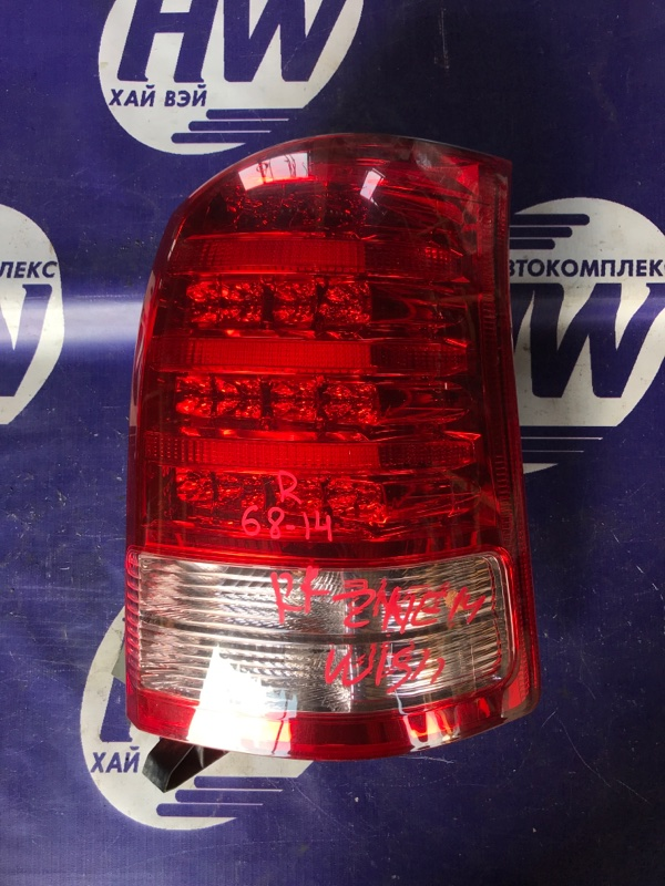 Стоп Toyota Wish ZNE14 1ZZ 2006 правый (б/у)