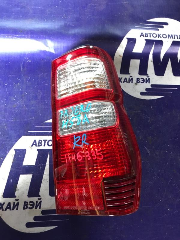 Стоп Mitsubishi Pajero Mini H58A 4A30 правый (б/у)