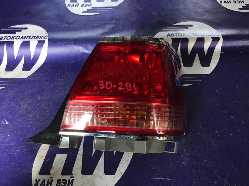 Стоп Toyota Crown JZS175 2JZFSE правый (б/у)