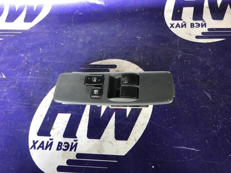 Блок упр. стеклоподъемниками Toyota Rav4 SXA10 3SFE передний правый (б/у)