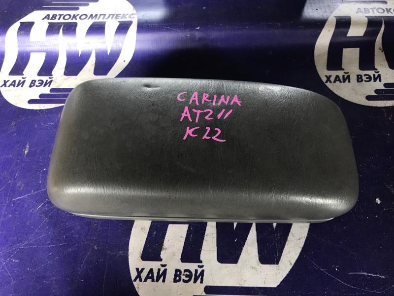 Бардачок между сидениями Toyota Carina AT211 7A (б/у)