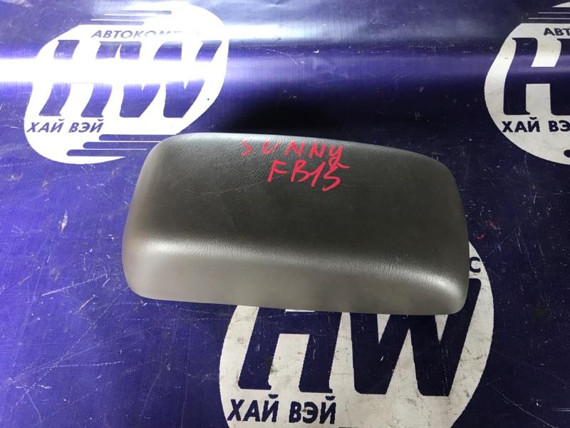 Бардачок между сидениями Nissan Sunny FB15 QG15 (б/у)