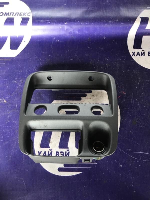 Консоль магнитофона Suzuki Chevrolet Cruze HR52S M13A (б/у)