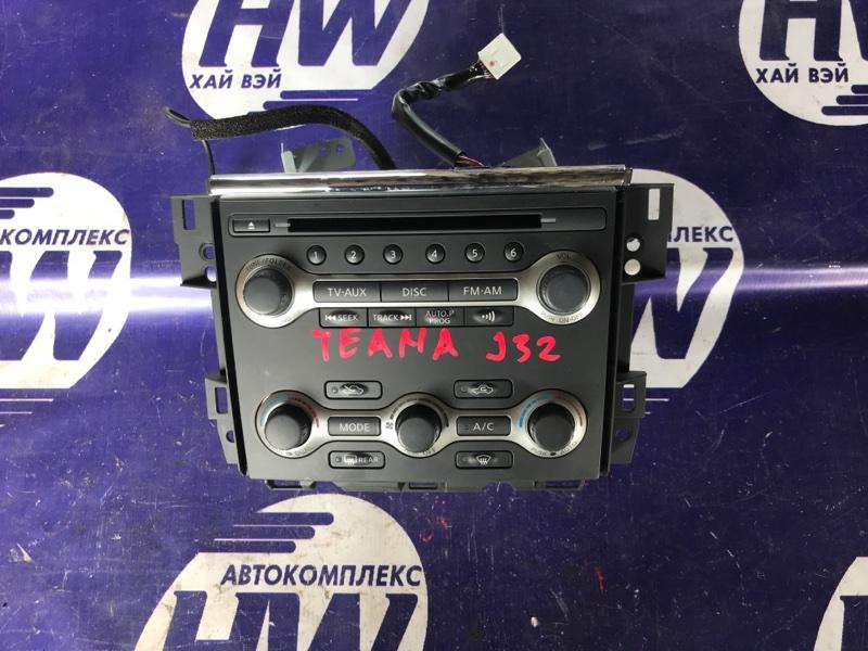 Климат-контроль Nissan Teana J32 VQ25 (б/у)