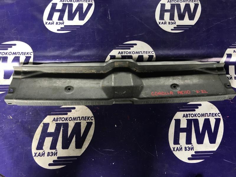 Накладка замка багажника Toyota Corolla AE110 5A 1999 (б/у)