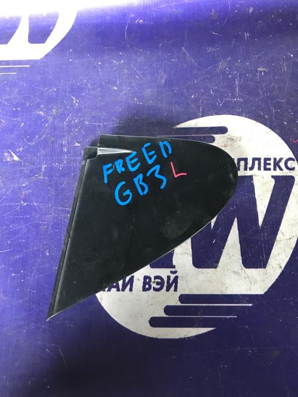 Уголок крыла Honda Freed GB3 L15A 2008 передний левый (б/у)