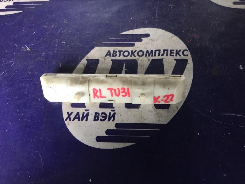 Крепление бампера Nissan Presage TU31 QR25DE заднее левое (б/у)