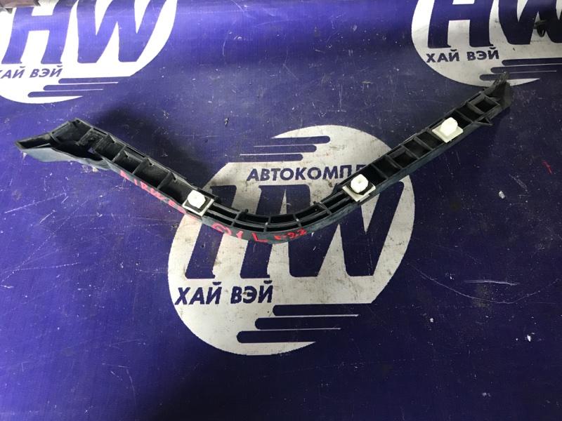 Крепление бампера Honda Airwave GJ1 L15A заднее левое (б/у)