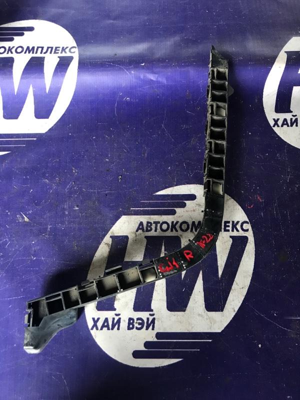 Крепление бампера Honda Airwave GJ1 L15A заднее правое (б/у)