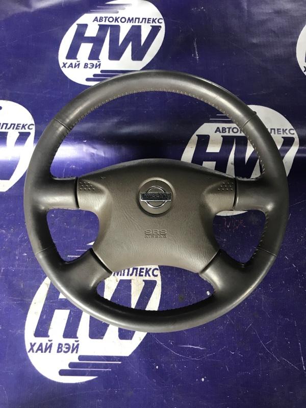 Руль Nissan Bluebird Sylphy QG10 QG18 (б/у)
