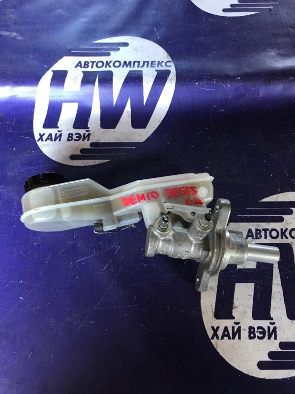 Главный тормозной цилиндр Mazda Demio DE5FS ZY (б/у)