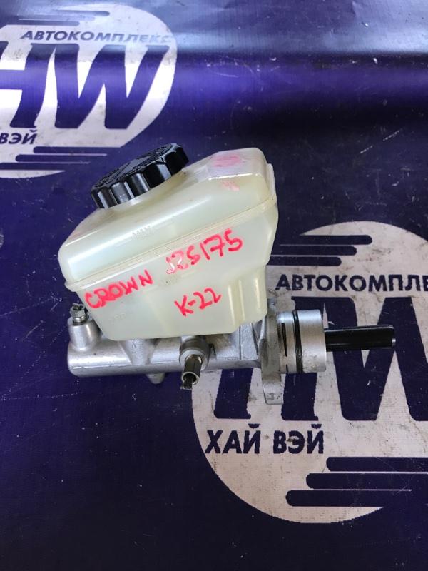 Главный тормозной цилиндр Toyota Crown JZS175 2JZFSE (б/у)