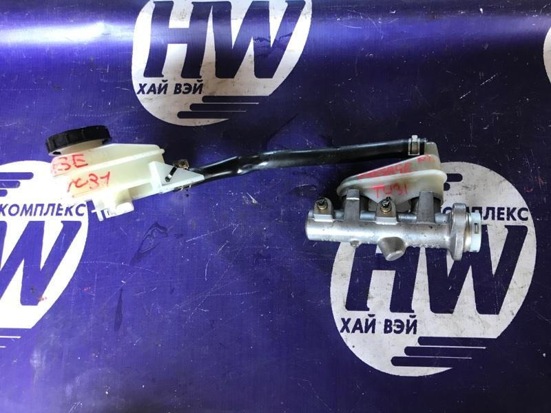 Главный тормозной цилиндр Nissan Presage TU31 QR25DE (б/у)